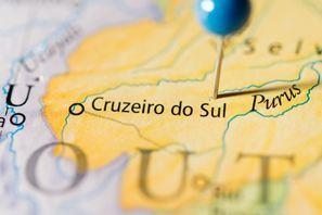 Ubytování Cruzeiro do Sul, Brazílie