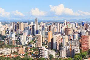 Ubytování Curitiba, Brazílie