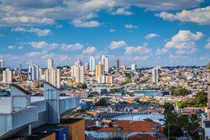 Ubytování Diadema, Brazílie