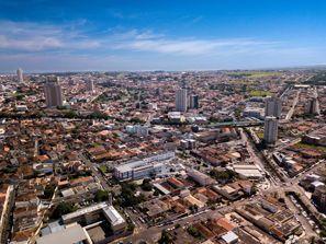 Ubytování Franca, Brazílie