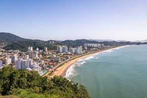 Ubytování Itajai, Brazílie