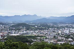 Ubytování Joinville, Brazílie