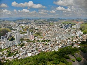 Ubytování Juiz de Fora, Brazílie