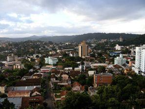 Ubytování Novo Hamburgo, Brazílie