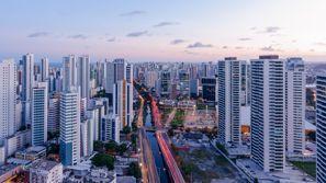 Ubytování Recife, Brazílie
