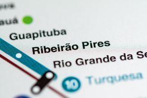 Ubytování Ribeirao Pires, Brazílie