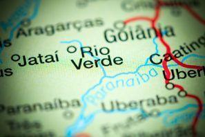 Ubytování Rio Verde, Brazílie