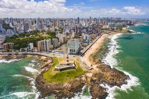 Ubytování Salvador, Brazílie