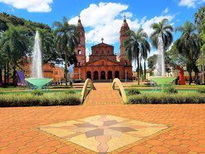 Ubytování Santo Angelo, Brazílie