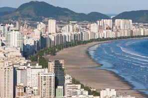 Ubytování Santos, Brazílie