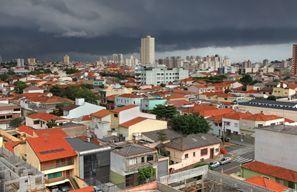 Ubytování Sao Caetano do Sul, Brazílie