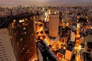 Ubytování Sao Paulo, Brazílie