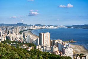 Ubytování Sao Vicente, Brazílie