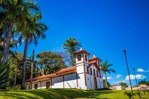 Ubytování Uberaba, Brazílie