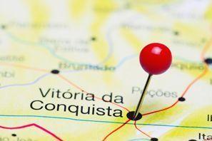 Ubytování Vitoria da Conquista, Brazílie