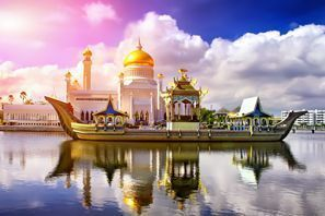 Ubytování Bandar Seri Begawan, Brunei