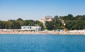 Ubytování Bourgas, Bulharsko