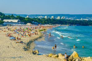Ubytování Sunny Day, Bulharsko