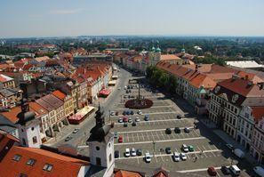 Ubytování Hradec Kralove, Česká Republika