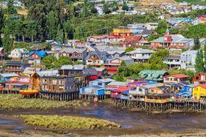 Ubytování Castro, Čile