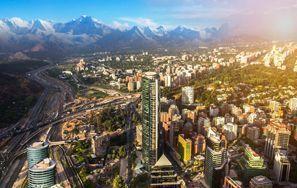 Ubytování Los Andes, Čile
