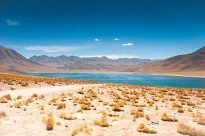 Ubytování San Pedro de Atacama, Čile