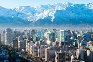 Ubytování Santiago, Čile