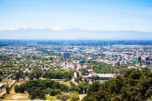 Ubytování Talca, Čile