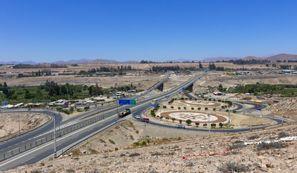Ubytování Vallenar, Čile