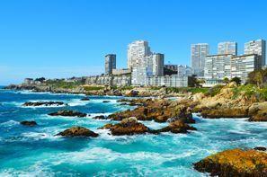 Ubytování Vina Del Mar, Čile