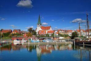 Ubytování Bornholm, Dánsko