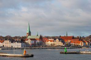 Ubytování Helsingoer, Dánsko