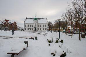 Ubytování Maribo, Dánsko