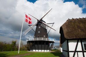 Ubytování Nykoebing Falster, Dánsko