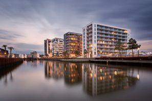 Ubytování Odense, Dánsko