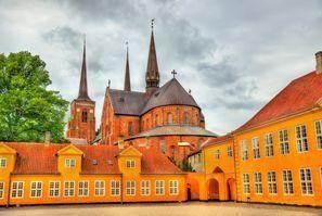 Ubytování Roskilde, Dánsko