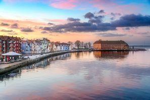 Ubytování Sonderborg, Dánsko