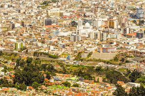 Ubytování Ambato, Ecuador