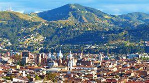 Ubytování Cuenca, Ecuador