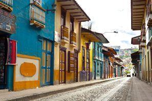 Ubytování Loja, Ecuador