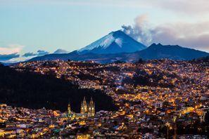 Ubytování Quito, Ecuador