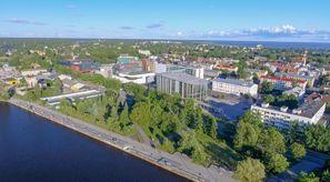 Ubytování Parnu, Estonsko