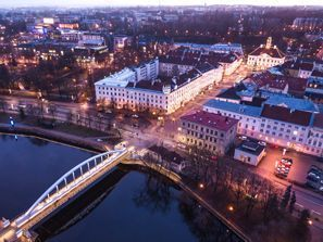 Ubytování Tartu, Estonsko