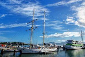 Ubytování Port Denarau, Fidži