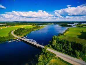Ubytování Iisalmi, Finsko