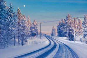 Ubytování Ivalo, Finsko