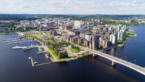 Ubytování Jyvaskyla, Finsko