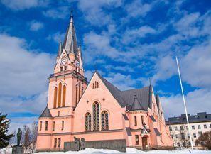 Ubytování Kemi, Finsko