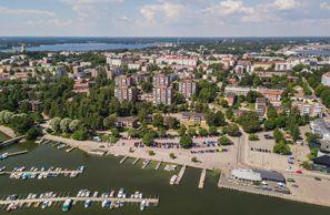 Ubytování Kotka, Finsko