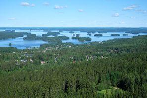 Ubytování Kuopio, Finsko